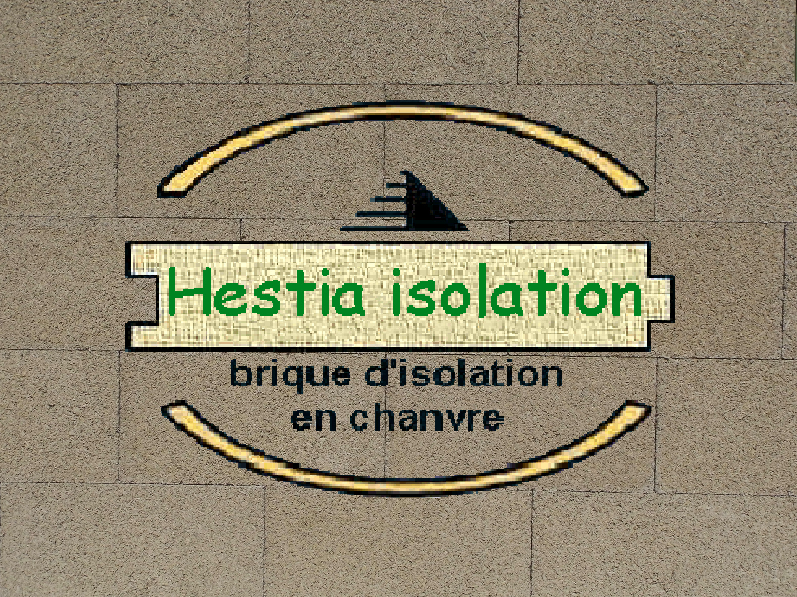 Hestia insulation hemp brick insulation acoustic & thermal quality for studio recording room music concert repetition absorption sound